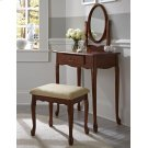 Woodland Cherry Vanity, Mirror & Bench Product Image