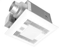 FV-08VKME3 WhisperGreen LED 80 CFM Ceiling Mounted Ventilation Fan with DC Motor and LED Light SmartAction® Motion Sensor