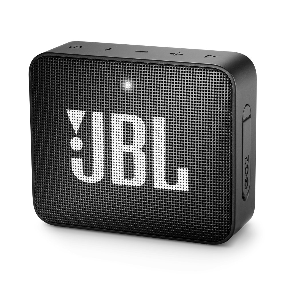 JBL GO 2 Portable Bluetooth speaker  MIDNIGHT BLACK