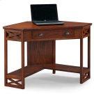 Oak Corner Computer/Writing Desk #82431 Product Image