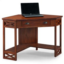 Oak Corner Computer/Writing Desk #82431