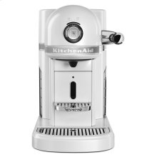 Nespresso® Espresso Maker by KitchenAid® - Frosted Pearl White