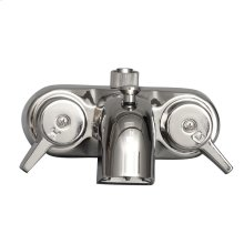 Washerless Diverter Bathcock - Brushed Nickel
