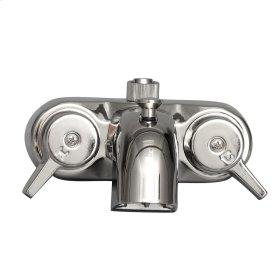 Washerless Diverter Bathcock - Polished Chrome