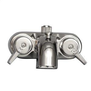 Washerless Diverter Bathcock - Brushed Nickel Product Image