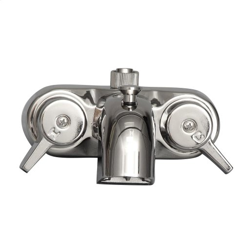 Washerless Diverter Bathcock - Polished Brass