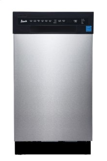Built-In Dishwasher - Stainless Steel