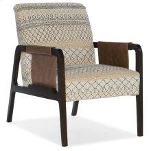 Living Room Arrow Exposed Wood Chair