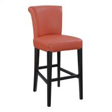 "30"" Barstool-kd-pu Orange#al850-11 (2/ctn)"