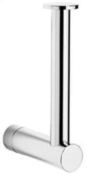 Chrome Plate Single arm paper holder