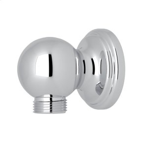 Polished Chrome Perrin & Rowe Wall Outlet For Handshower