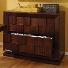 Block Lateral File Cabinet
