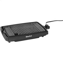 The ROCK by Starfrit® Indoor Smokeless Electric BBQ Grill