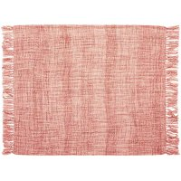 "Throw T1123 Rose 50"" X 60"" Throw Blankets Product Image"