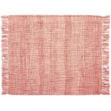 "Throw T1123 Rose 50"" X 60"" Throw Blankets"
