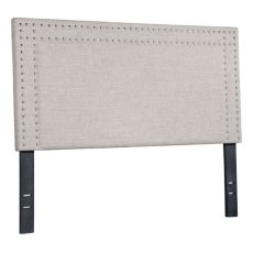 Renaissance Full Headboard Dove Gray Product Image