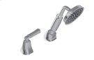 Finezza DUE Deck-Mounted Handshower & Diverter Set Product Image