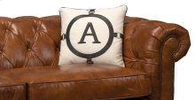 The A Pillow, Black