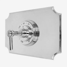 """3/4"""" Imperial Deluxe Thermostatic Shower Set with 158 Handle"""