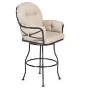 Club Swivel Bar Stool