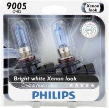 CrystalVision ultra car upgrade headlight bulb