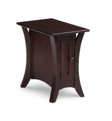 Park Avenue Cabinet Chair Side Table