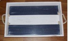 "#541 Medium Serving Tray 18""wx28""dx3""h"