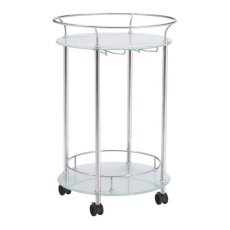 Plato Serving Cart Stainless Steel Product Image