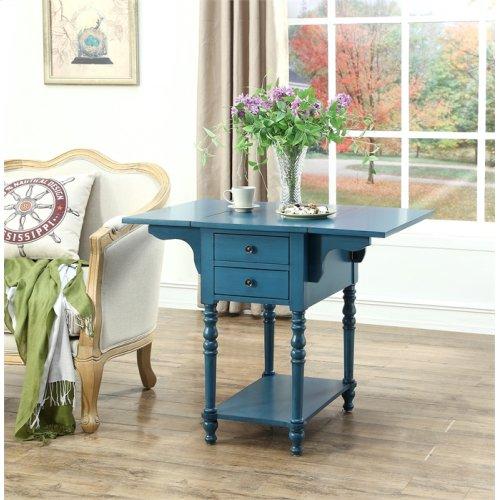 2 Drw Drop Leaf Table