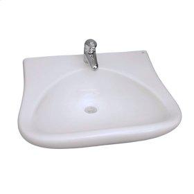 Bella Wall-Hung Basin - White