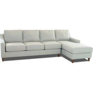 Comfort Design Living Room Jesper Sectional C2400 SECT
