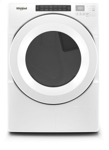 7.4 cu.ft Front Load Heat Pump Dryer with Intiutitive Touch Controls, Advanced Moisture Sensing