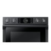 """30"""" Flex Duo Double Wall Oven In Black Stainless Steel"""
