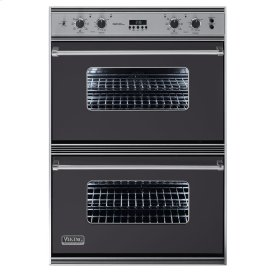 """Graphite Gray 36"""" Double Electric Oven - VEDO (36"""" Double Electric Oven)"""