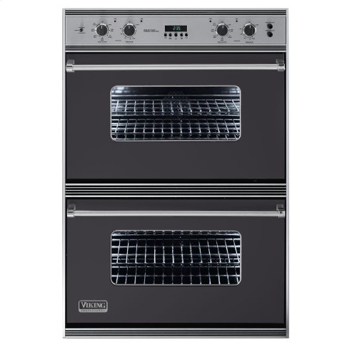 "Graphite Gray 36"" Double Electric Oven - VEDO (36"" Double Electric Oven)"