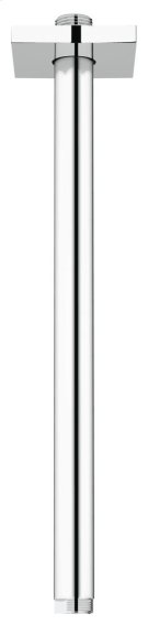 "Rainshower 12"" Ceiling Shower Arm with Square Flange Product Image"
