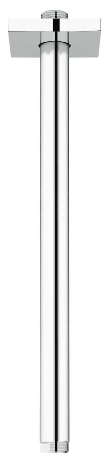 """Rainshower 12"""" Ceiling Shower Arm with Square Flange"""