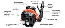 ECHO PB-760LNT Powerful Backpack Leaf Blower