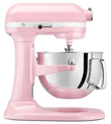 Professional 600 Series 6 Quart Bowl-Lift Stand Mixer - Pink