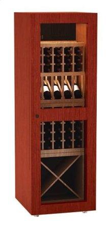 250 Model Wine Cabinet with Alder Wood Exterior