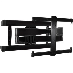 "SanusBlack SANUS Advanced Full-Motion Premium TV Mount for 42"" to 90"" TVs"