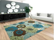 Home & Garden Rs021 Ltb Rectangle Rug 7'9'' X 10'10''