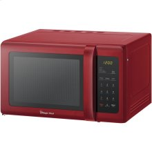 .9 Cubic-ft Countertop Microwave (Red)