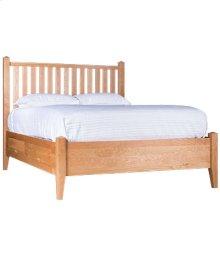 Redmond Storage Bed - California King