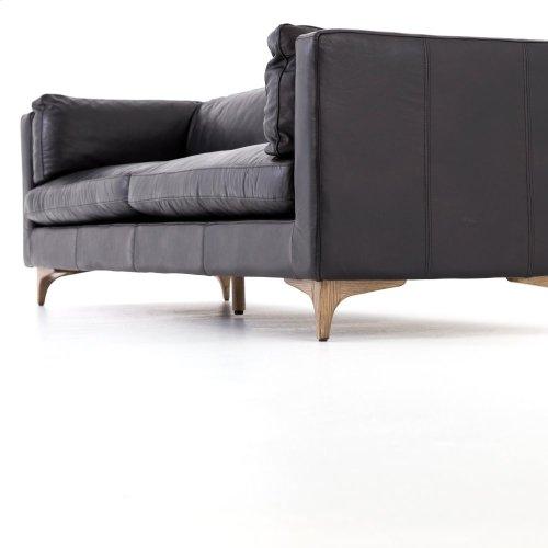 Rider Black Cover Beckwith Sofa