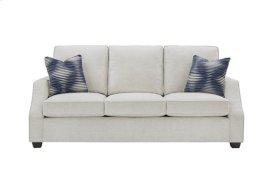 3 Cushion Sofa - Off-White Chenille Finish