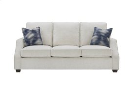 3 Cushion Sofa - Off-White Chenille Finish