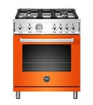 """30"""" Professional Series range - Gas oven - 4 brass burners Product Image"""