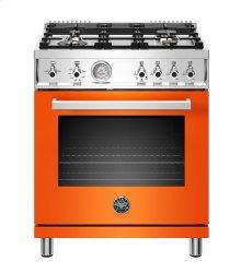 "30"" Professional Series range - Gas oven - 4 brass burners"