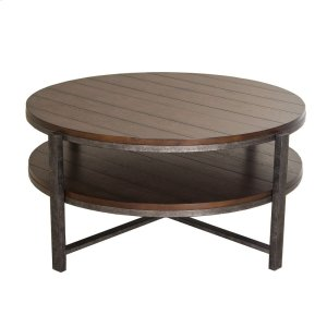 Liberty Furniture IndustriesRound Cocktail Table